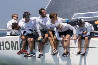 Melges 32 King of the Lake - Fraglia Vela Malcesine - Angela Trawoeger_K3I2059