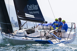 Melges 32 King of the Lake - Fraglia Vela Malcesine - Angela Trawoeger_K3I2032