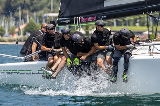 Melges 32 King of the Lake - Fraglia Vela Malcesine - Angela Trawoeger_K3I1922