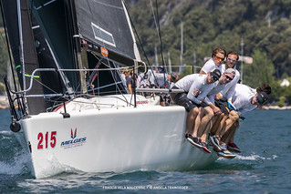 Melges 32 King of the Lake - Fraglia Vela Malcesine - Angela Trawoeger_K3I1915