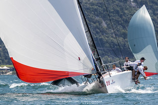 Melges 32 King of the Lake - Fraglia Vela Malcesine - Angela Trawoeger_K3I1847
