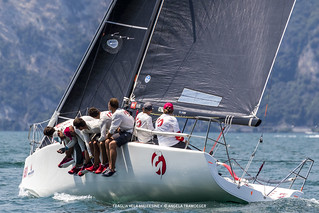Melges 32 King of the Lake - Fraglia Vela Malcesine - Angela Trawoeger_K3I1756