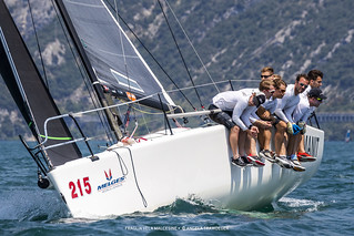 Melges 32 King of the Lake - Fraglia Vela Malcesine - Angela Trawoeger_K3I1727