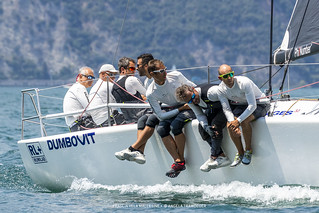 Melges 32 King of the Lake - Fraglia Vela Malcesine - Angela Trawoeger_K3I1659