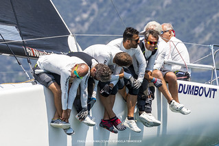 Melges 32 King of the Lake - Fraglia Vela Malcesine - Angela Trawoeger_K3I1598