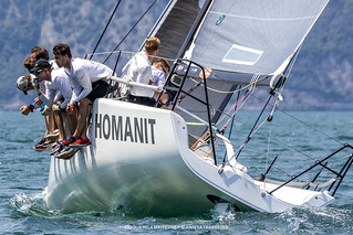 Melges 32 King of the Lake - Fraglia Vela Malcesine - Angela Trawoeger_K3I1586