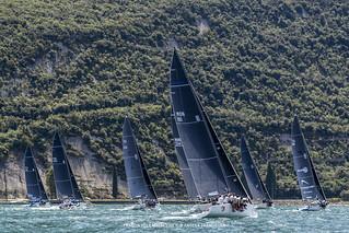 Melges 32 King of the Lake - Fraglia Vela Malcesine - Angela Trawoeger_K3I1583