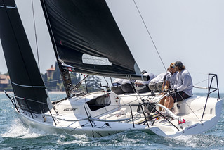Melges 32 King of the Lake - Fraglia Vela Malcesine - Angela Trawoeger_K3I1571