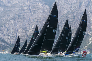 Melges 32 King of the Lake - Fraglia Vela Malcesine - Angela Trawoeger_K3I1549