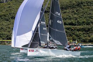 Melges 20 King of the Lake - Fraglia Vela Malcesine - Angela Trawoeger_K3I1228