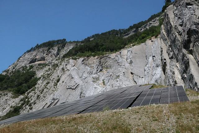 Felsberg - Solar-DC-Plant