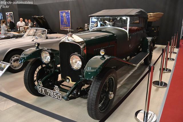 Bentley 4.5 Litres VDP Sport Tourer 1928