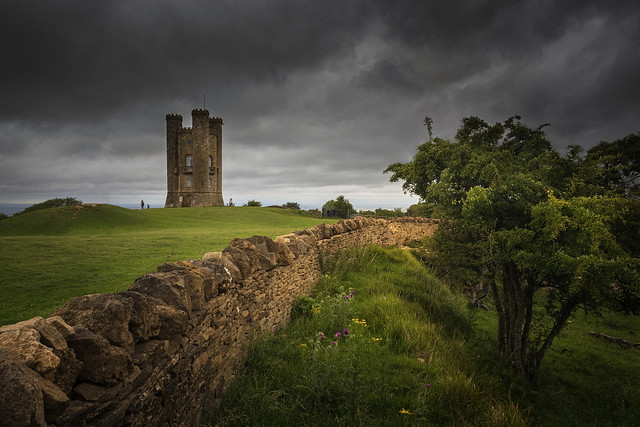 Afternoon at Broadway Tower