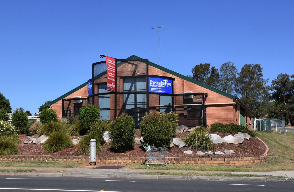 Anglican Church, Rosemeadow, Sydney, NSW.