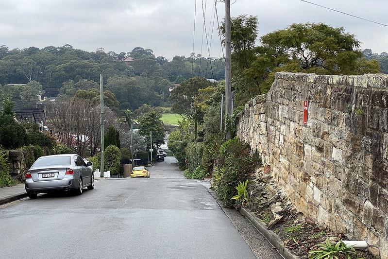Hunters Hill walk