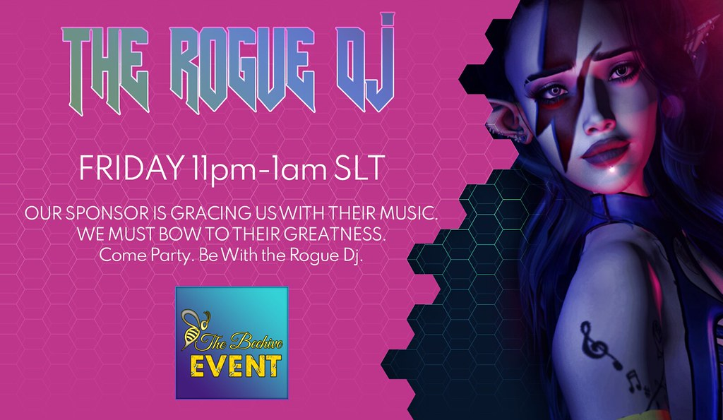 The Rogue Dj @ The Beehive