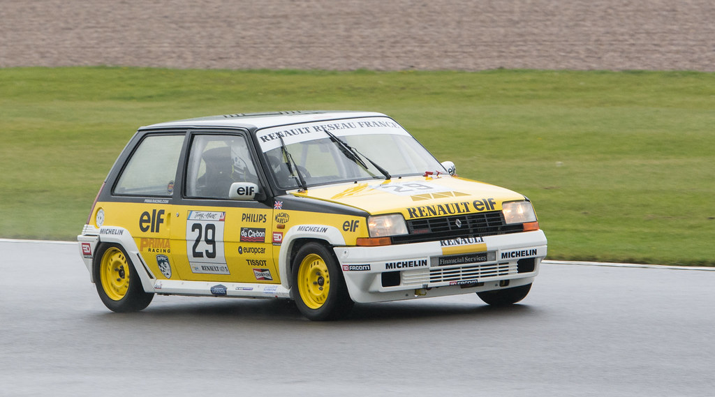 Renault 5 GT Turbo - Hart / Nuthall