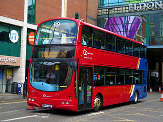 Go North East 3943 (NK05GZR) - 11-06-20