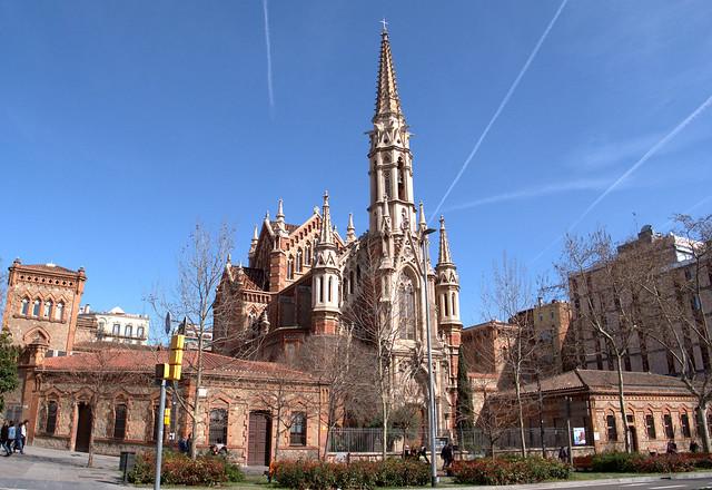 Parròquia de Sant Francesc de Sales -  Barcelona