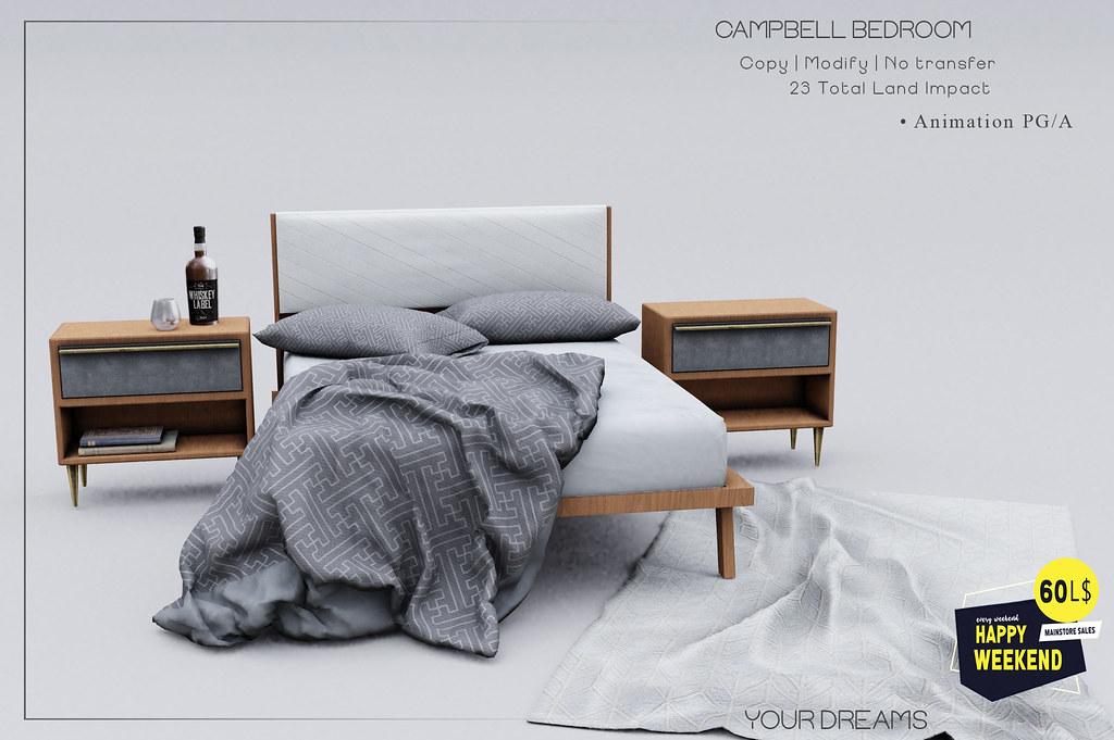 {YD} Campbell Bedroom