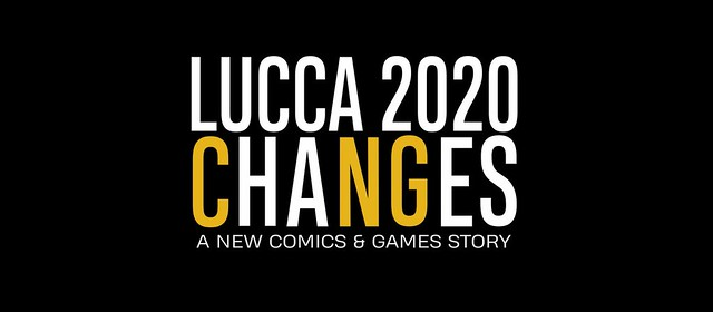 Lucca Comics 2020 changes