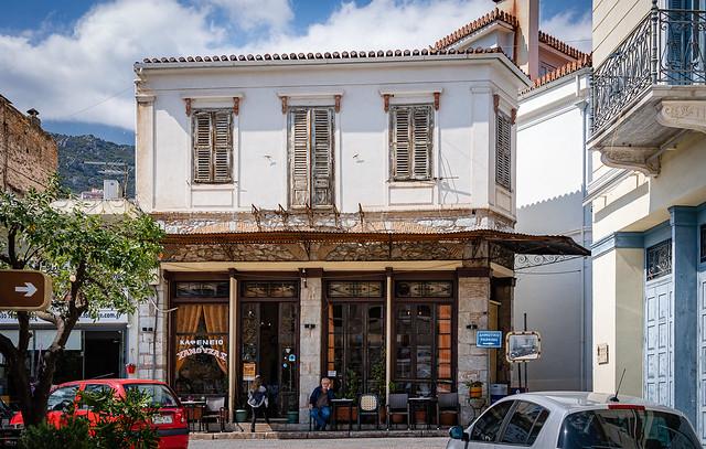Amfissa, Focis, Greece