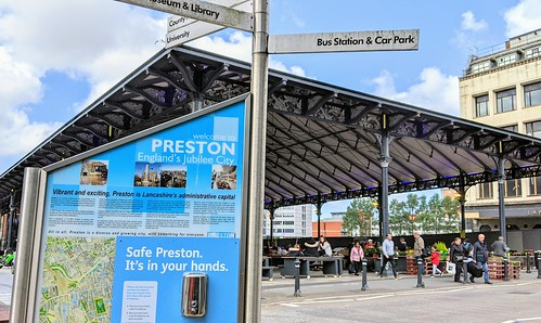 Signs and notices in Preston | by Tony Worrall