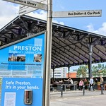 Signs and notices in Preston