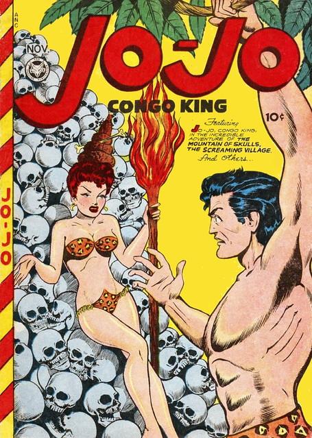 Jo-Jo Comics #8