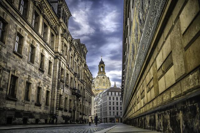 Dresden...street talk...