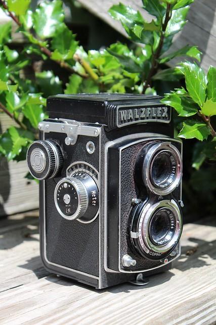 Flickr: The Vintage Camera Museum Pool