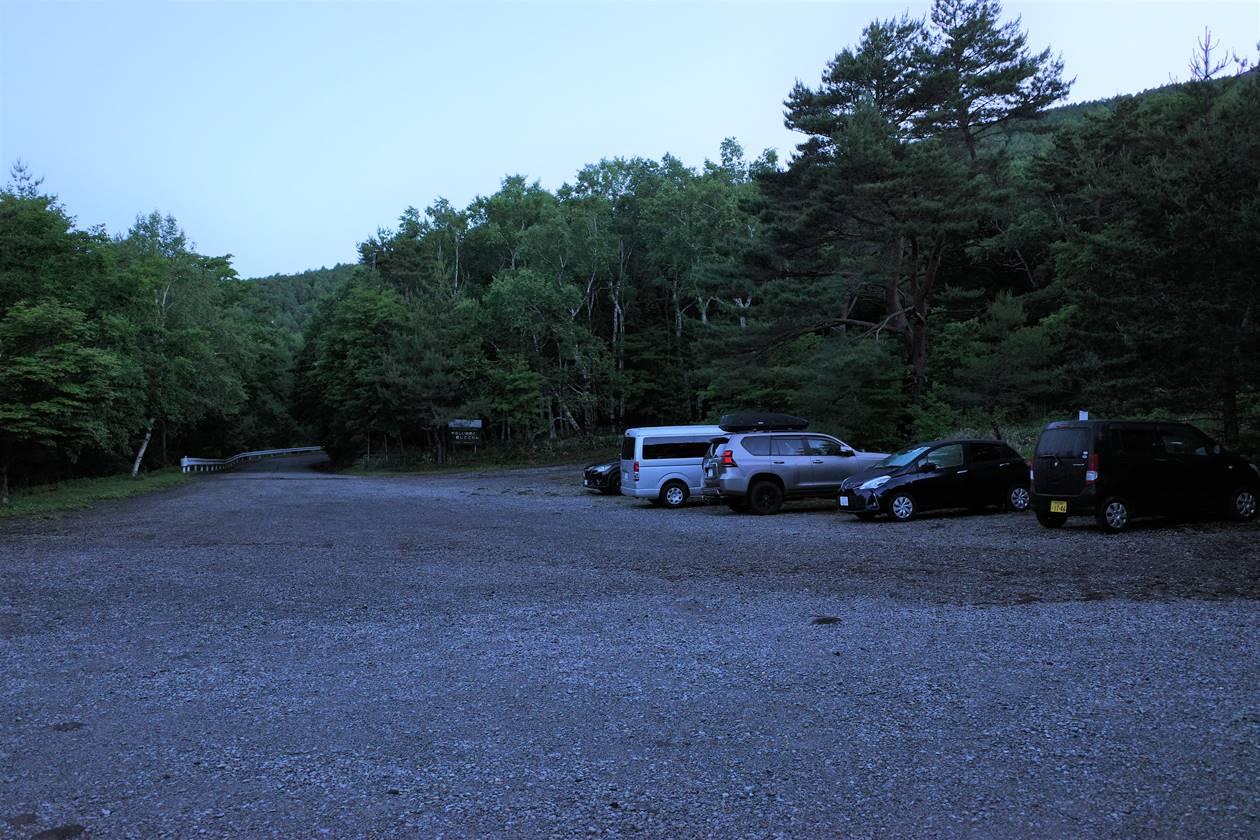 観音平駐車場
