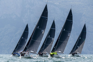 Melges 32 King of the Lake - Fraglia Vela Malcesine - Angela Trawoeger_K3I2221