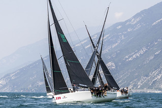 Melges 32 King of the Lake - Fraglia Vela Malcesine - Angela Trawoeger_K3I2213