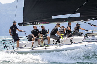 Melges 32 King of the Lake - Fraglia Vela Malcesine - Angela Trawoeger_K3I2126