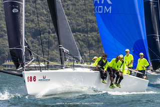 Melges 32 King of the Lake - Fraglia Vela Malcesine - Angela Trawoeger_K3I1987