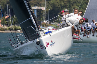 Melges 32 King of the Lake - Fraglia Vela Malcesine - Angela Trawoeger_K3I1898