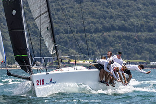 Melges 32 King of the Lake - Fraglia Vela Malcesine - Angela Trawoeger_K3I1851