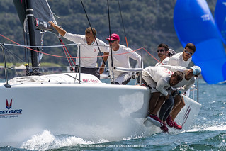 Melges 32 King of the Lake - Fraglia Vela Malcesine - Angela Trawoeger_K3I1841