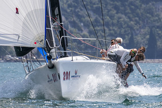 Melges 32 King of the Lake - Fraglia Vela Malcesine - Angela Trawoeger_K3I1824