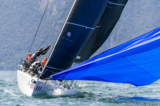 Melges 32 King of the Lake - Fraglia Vela Malcesine - Angela Trawoeger_K3I1788
