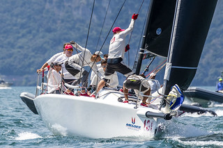 Melges 32 King of the Lake - Fraglia Vela Malcesine - Angela Trawoeger_K3I1783