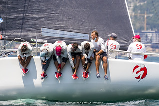 Melges 32 King of the Lake - Fraglia Vela Malcesine - Angela Trawoeger_K3I1751