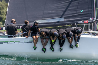 Melges 32 King of the Lake - Fraglia Vela Malcesine - Angela Trawoeger_K3I1737