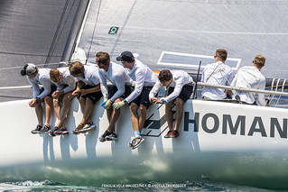 Melges 32 King of the Lake - Fraglia Vela Malcesine - Angela Trawoeger_K3I1624