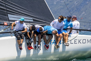 Melges 32 King of the Lake - Fraglia Vela Malcesine - Angela Trawoeger_K3I1605