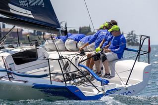Melges 32 King of the Lake - Fraglia Vela Malcesine - Angela Trawoeger_K3I1567