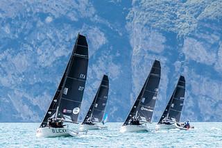 Melges 20 King of the Lake - Fraglia Vela Malcesine - Angela Trawoeger_K3I1420