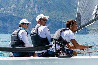 Melges 20 King of the Lake - Fraglia Vela Malcesine - Angela Trawoeger_K3I1376