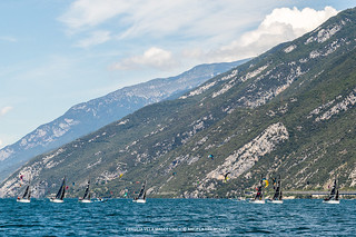 Melges 20 King of the Lake - Fraglia Vela Malcesine - Angela Trawoeger_K3I1318